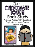 Chocolate Touch: A Comprehensive Book Study