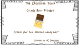 Chocolate Touch: Design your own candy bar!