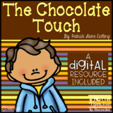 The Chocolate Touch Novel Study and DIGITAL Resource