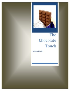 Chocolate Touch Novel Unit