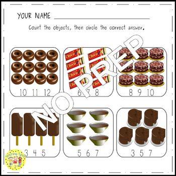 Chocolate Worksheets Activities Games Printables and More