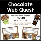 Chocolate Web Quest | Distance Learning