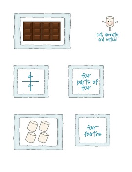 Chocolaty Fractions