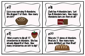 Chocotastic! A Chocolate Math Mini-Unit