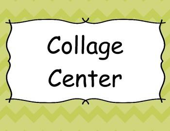 Choice Based Art Center Chart