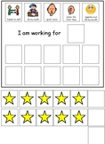 Choice Board-Behavior Management