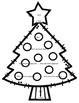 Choice Board: Christmas Tree