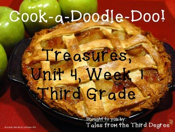 Cook-a-Doodle Doo! Choice Board