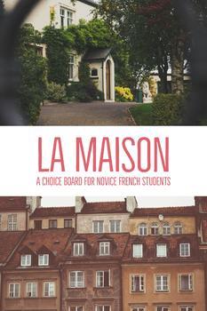 Choice Board: La Maison