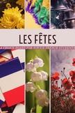 Choice Board: Les Fêtes