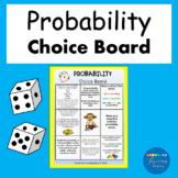 Choice Board Probability