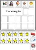 Choice Board Star Chart