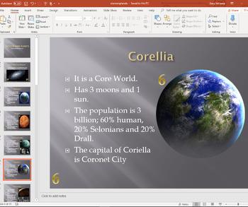 Choice Google Slides Project