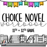 PAPER Choice Novel Workbook -- 11th and 12th Grade
