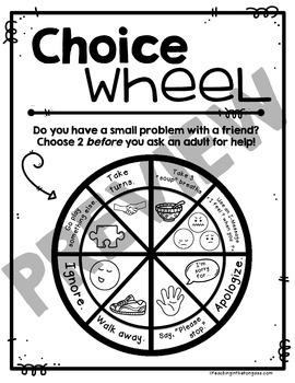 Choice Wheel Free
