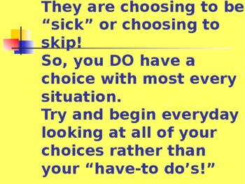 Choice-making and Choosing to Lead
