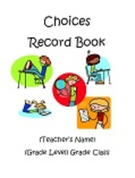 Choices Club Classroom Management