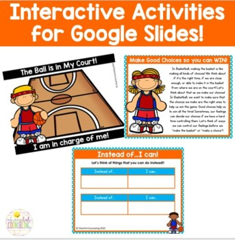 Choices Poster and Worksheet