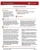 Choices and Cheaters; Digital Ethics