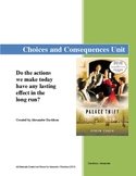 "Choices and Consequences - Ethan Canin's ""The Palace Thief"