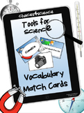 Choices4science - Tools for Science (TEKS 4.4A)
