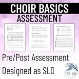Choir Basics Test