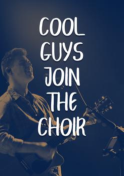 Choir Poster