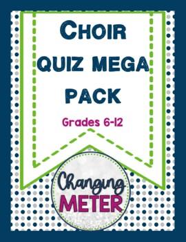 Choir Quiz Mega Pack