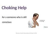 Choking Aid PowerPoint