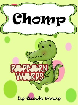 Dolch Word Games Chomp