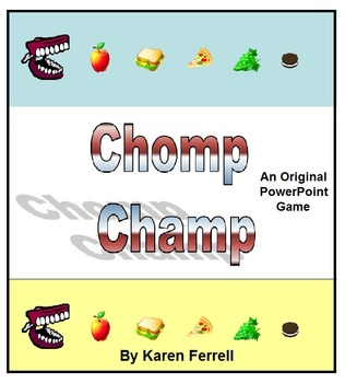 Chomp Champ (PowerPoint Game)