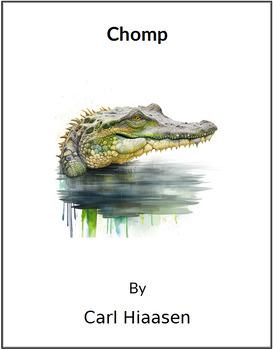 Chomp by Carl Hiaasen - (Reed Novel Studies)