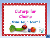 The Very Hungry Caterpillar - Caterpillar Chomp sight word