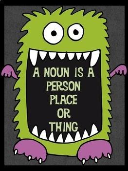 Chomping Nouns