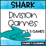 Chomping Shark Division Board Games