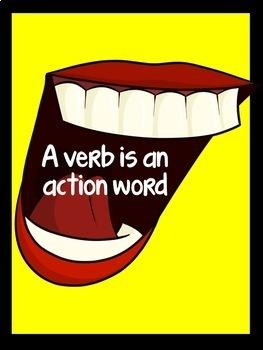 Chomping Verbs