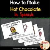 Chona hace chocolate Spanish Emergent Reader