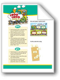 Choo Choo Cover-Up (High-Frequency Words: Center Games, Level A)