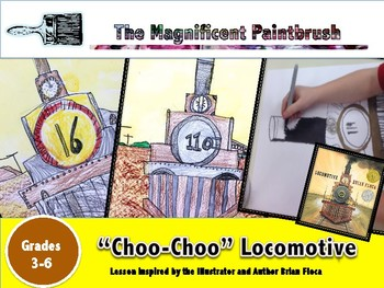 Choo-Choo Locomotive
