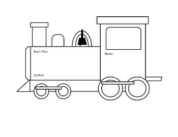 Choo-Choo Train Book Report