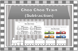 Choo Choo Train (Subtraction)