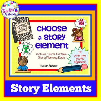 Story Elements Activity Center
