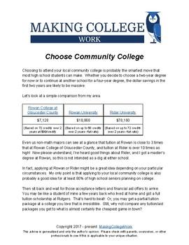Choose Community College