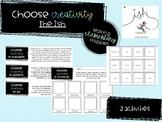 Choose Creativity - Back to School / Soft Skills - The Ish