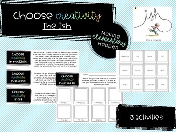 Choose Creativity - Back to School / Soft Skills - The Ish