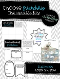 Choose Friendship - Back to School / Soft Skills - The Invisible Boy
