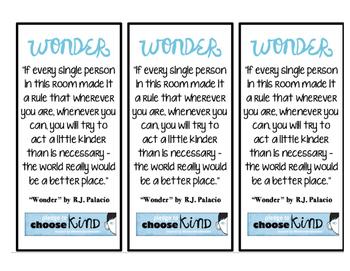 Choose Kind Bookmarks
