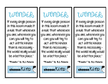 Choose Kind Bookmarks