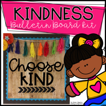 Choose Kind Bulletin Board Kit