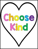 Choose Kind Poster